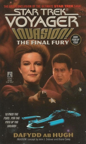 Invasion! - The Final Fury