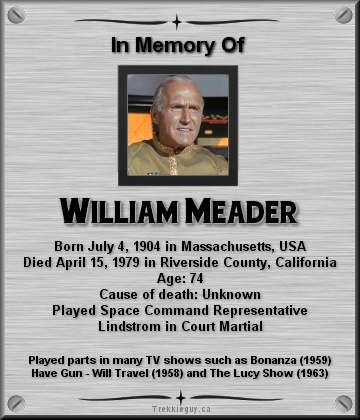 William Meader