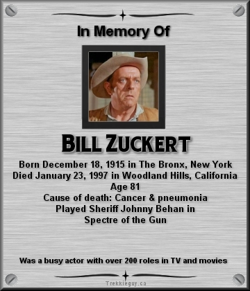 Bill Zuckert