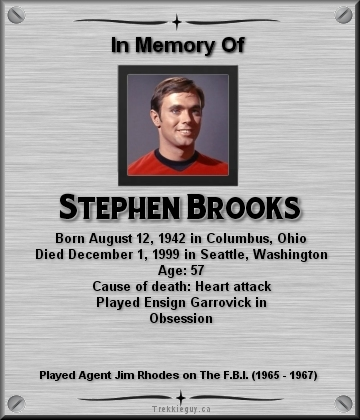 Stephen Brooks