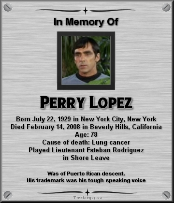 Perry Lopez
