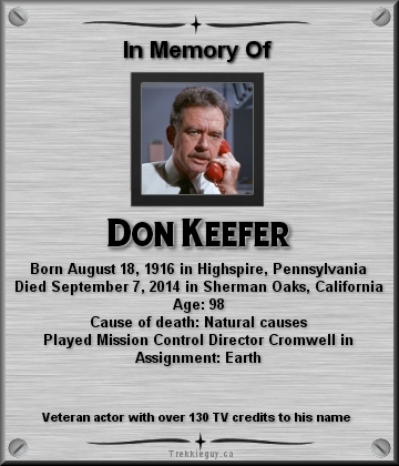 Don Keefer