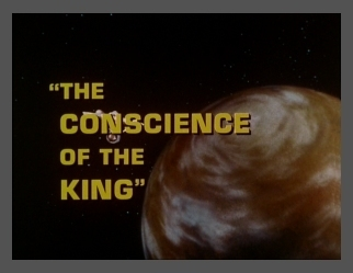The Conscience of the King