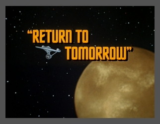 Return To Tomorrow